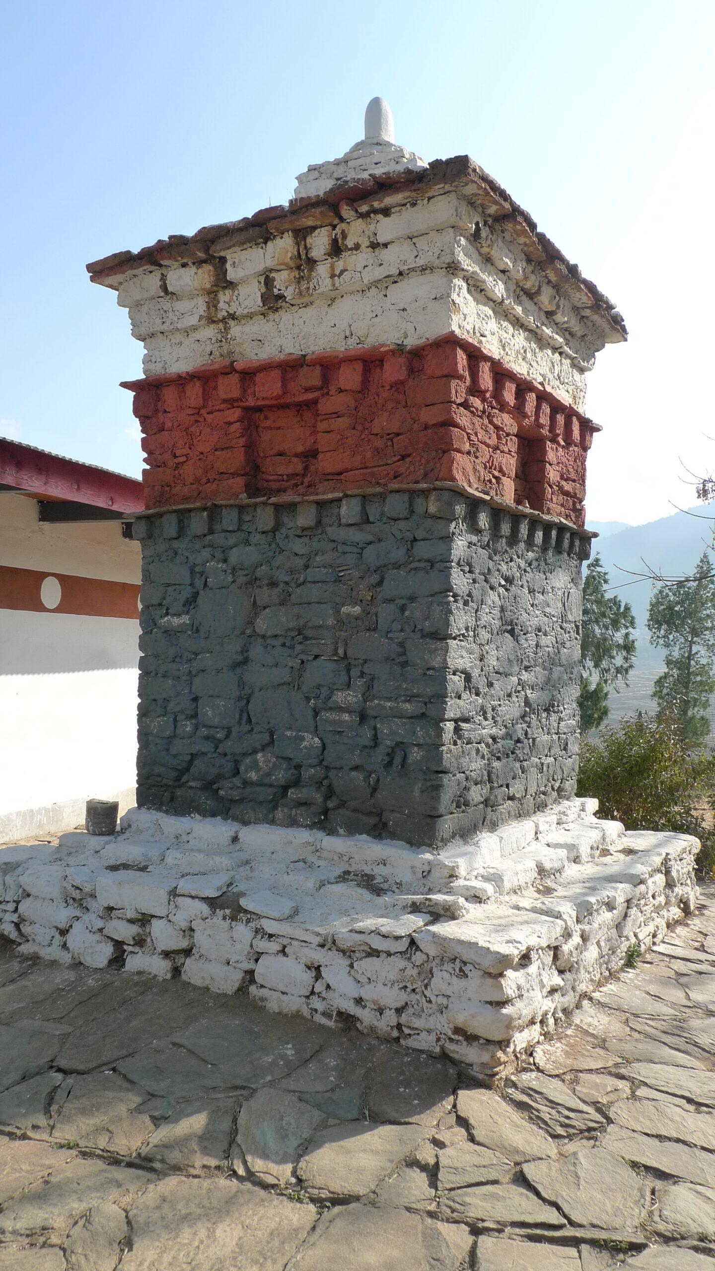 Stupa of Chimi Lhakhang