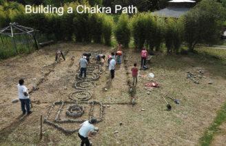Building a Chakra Path