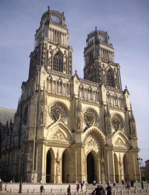 Ste Croix Cathedral, Orleans
